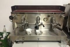 Espresso Maschine wieder fit