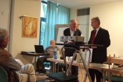 Harmonik-Symposium und Buchvernissage