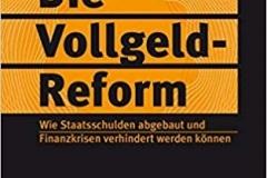 Die Vollgeld Reform