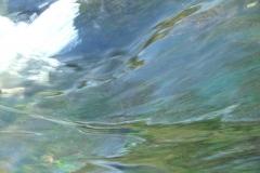 Wasser, ein Fluß, viele Bilder